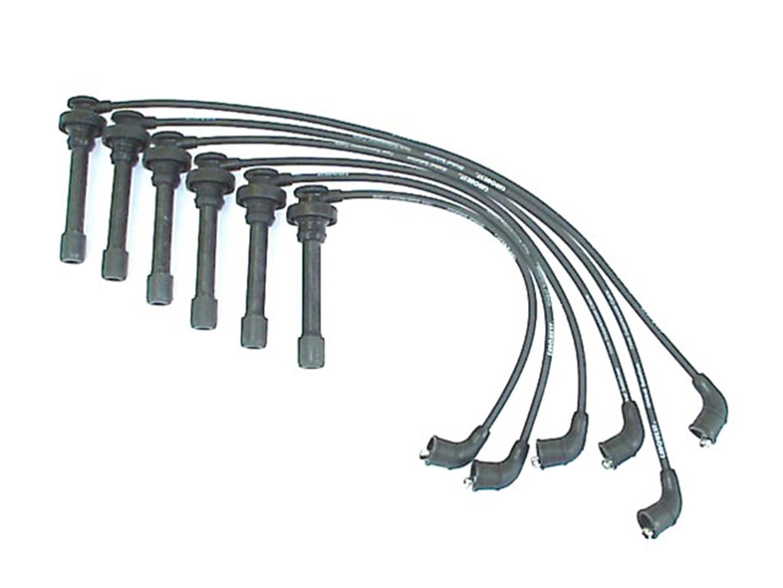 Imagen de Juego de cables de bujía para Dodge Stratus 2000 Mitsubishi Montero 1995 Marca PRESTOLITE PROCONNECT Número de Parte 186011