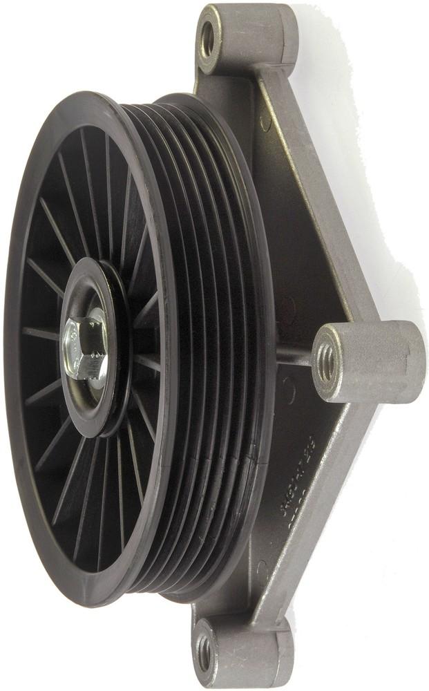 Imagen de Polea Bypass del Compresor de Aire Acondicionado para Chevrolet Camaro 1993 1995 Marca DORMAN Número de Parte 34209