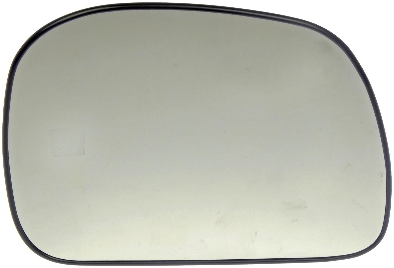 Imagen de Cristal de espejo de la puerta para Ford F-250 1999 Marca DORMAN Número de Parte 56111