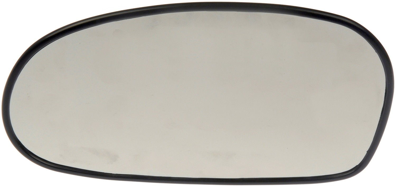 Imagen de Cristal de espejo de la puerta para Kia Sephia 2000 2001 Kia Spectra 2000 2001 Marca DORMAN - HELP Número de Parte #56616
