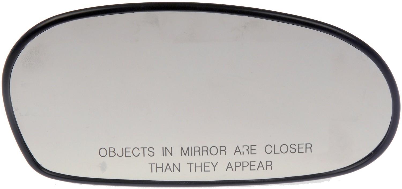 Imagen de Cristal de espejo de la puerta para Kia Sephia 2000 2001 Kia Spectra 2000 2001 Marca DORMAN - HELP Número de Parte #56617