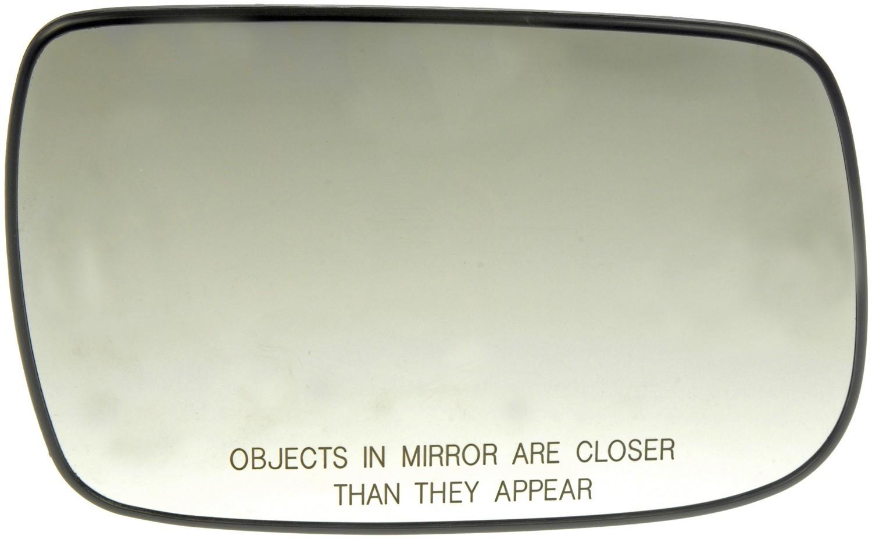 Imagen de Cristal de espejo de la puerta para Subaru Outback 2004 Marca DORMAN Número de Parte 56631
