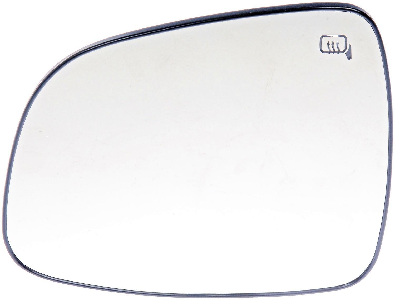 Imagen de Cristal de espejo de la puerta para Suzuki SX4 2007 2008 Marca DORMAN Número de Parte 56812