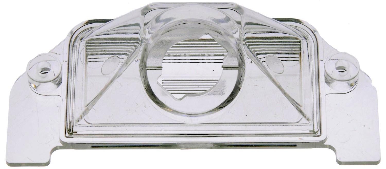 Imagen de Lente de lámpara de placa para Dodge Avenger 2008 2014 Marca DORMAN Número de Parte 68138
