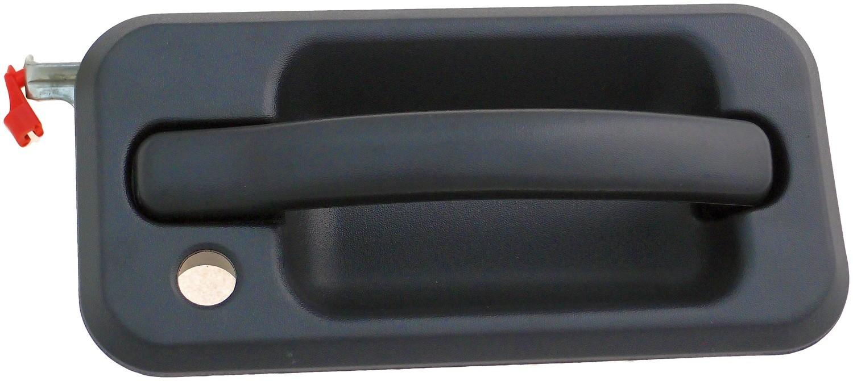 Imagen de Manija exterior de puerta para Hummer H2 2003 2004 2005 Marca DORMAN Número de Parte 83393