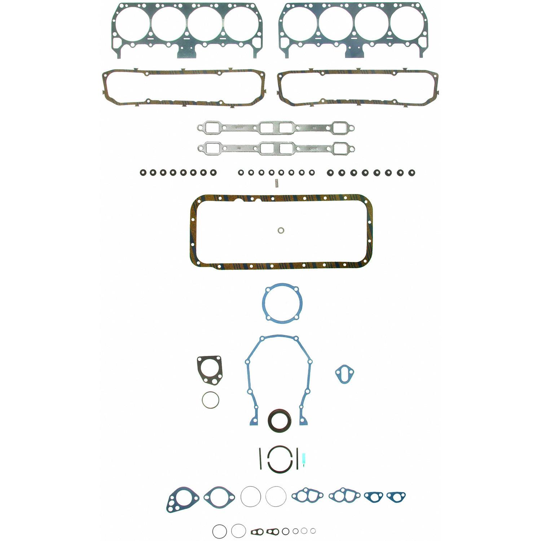 Imagen de Juego Completo Empacaduras del Motor para Chrysler Dodge Plymouth Dual-Ghia Marca SEALED POWER Número de Parte 260-1001