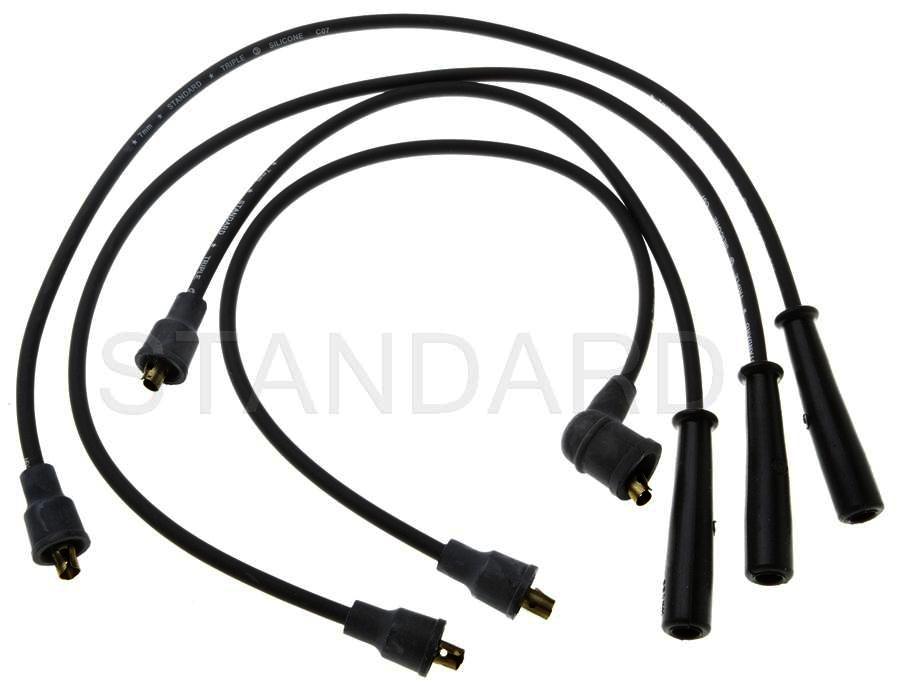 Imagen de Juego de cables de bujía para Chevrolet Sprint 1987 1988 Marca STANDARD MOTOR Número de Parte 9302
