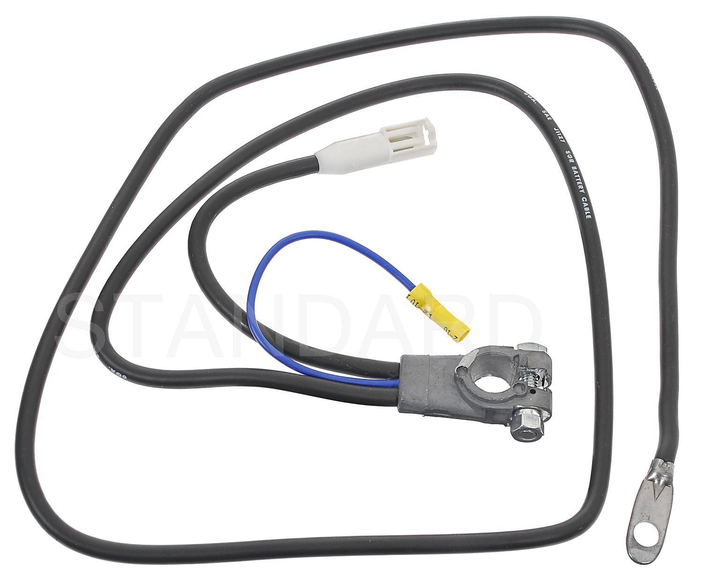 Imagen de Cable de batería para Dodge D250 1990 Plymouth Grand Voyager 1991 Marca STANDARD MOTOR Número de Parte A60-6C