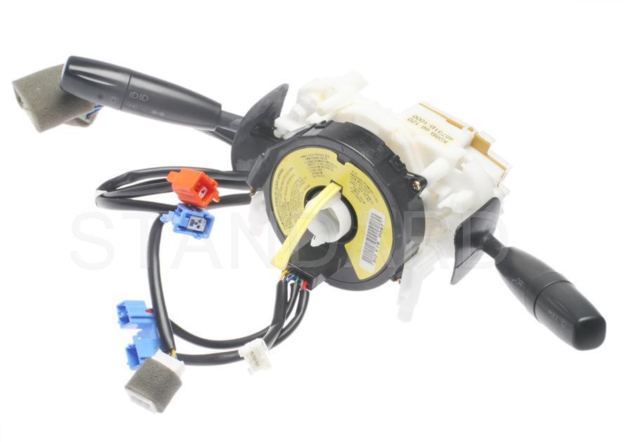 Imagen de Interruptor del limpiaparabrisas para Kia Sportage 1998 1999 2000 Marca STANDARD MOTOR PRODUCTS Número de Parte #CBS-1607