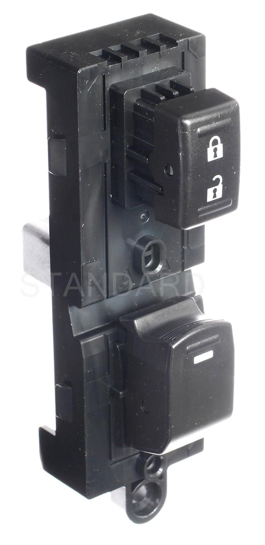 Imagen de Interruptor de vidrio eléctrico de la puerta para Suzuki Kizashi 2012 2013 Marca STANDARD MOTOR Número de Parte DWS-827