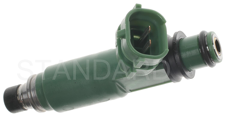 Imagen de Inyector de combustible para Kia Sephia 1997 Mazda Protege 1997 1998 Marca STANDARD MOTOR PRODUCTS Número de Parte #FJ364
