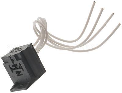 Imagen de Conector de Relé de Múltiple Propósito para Jeep Cherokee 1987 1990 Jeep Comanche 1987 1988 Marca STANDARD MOTOR Número de Parte S-857