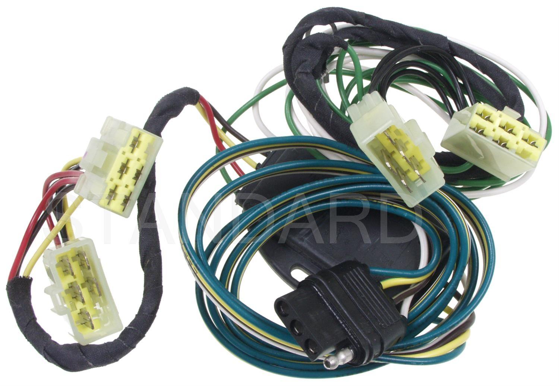 Imagen de Kit de Conectores de Remolque para Kia Sportage 2000 Marca STANDARD MOTOR PRODUCTS Número de Parte #TC570