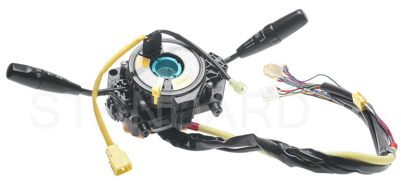 Imagen de Cable Espiral Bolsa de Aire para Suzuki Esteem 1995 Marca STANDARD MOTOR Número de Parte CBS-1365