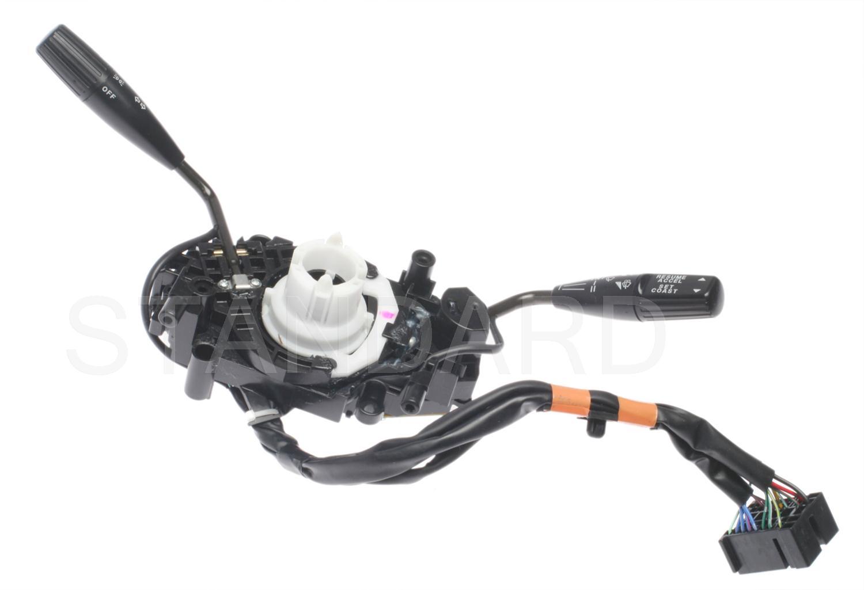 Imagen de Interruptor Dimmer de Faro para Mazda Miata 2000 Marca STANDARD MOTOR Número de Parte CBS-1517