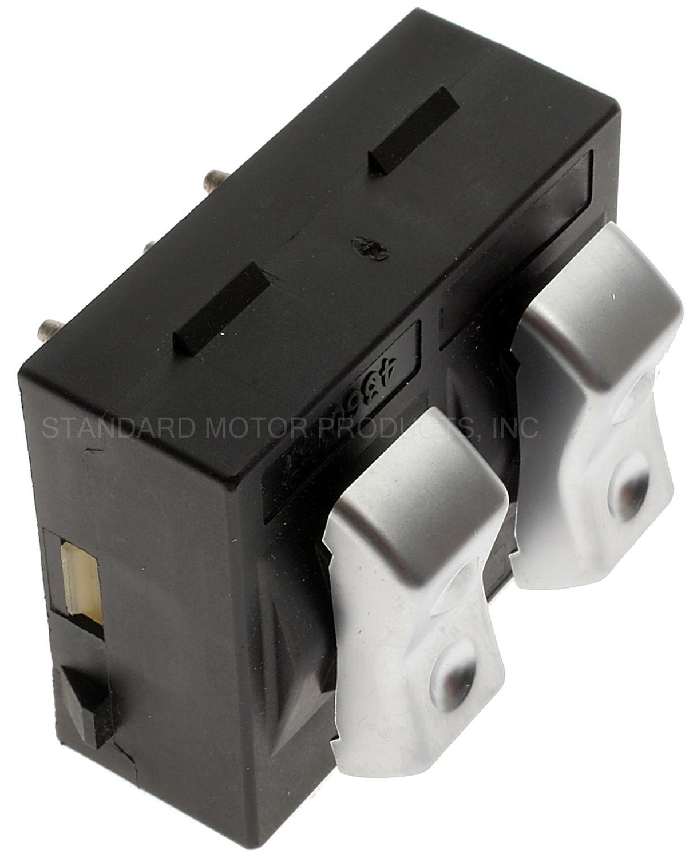 Imagen de Interruptor de vidrio eléctrico de la puerta para Dodge Dakota 1990 Dodge Ramcharger 1991 Marca STANDARD MOTOR Número de Parte DS-1134