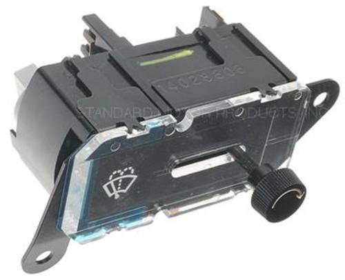 Imagen de Interruptor del limpiaparabrisas para Chevrolet C20 1982 Chevrolet K10 Suburban 1980 Marca STANDARD MOTOR Número de Parte DS-414