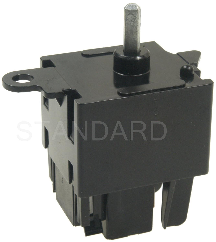 Imagen de Interruptor de Control Motor del Ventilador para Ford Windstar 1997 Marca STANDARD MOTOR Número de Parte HS-359