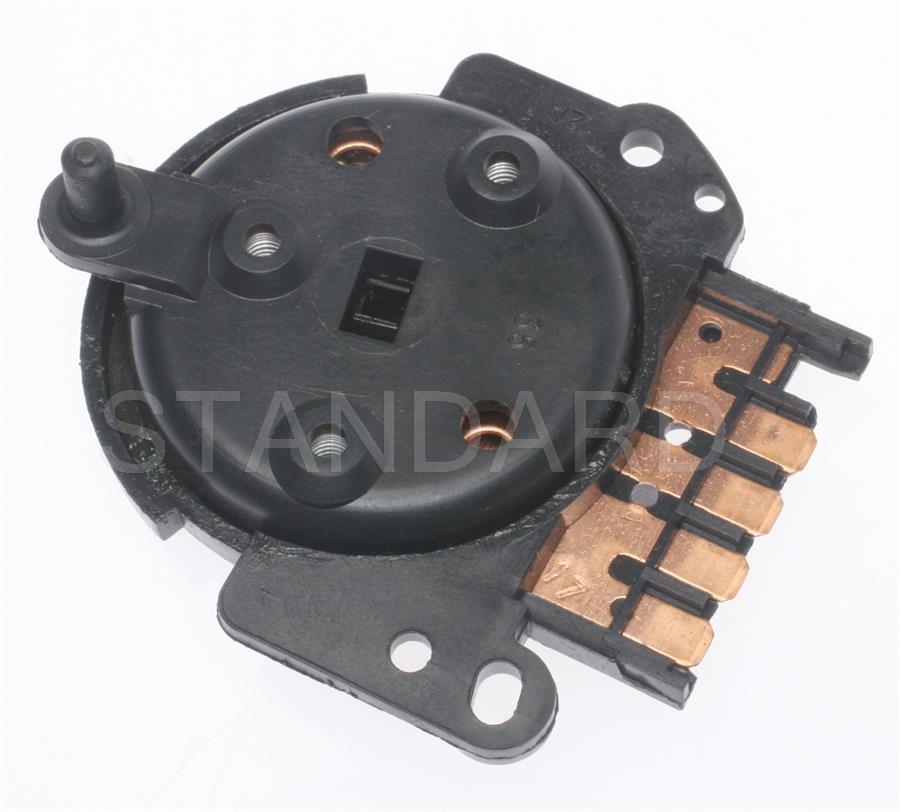 Imagen de Interruptor Seleccion Aire Acondicionado para Chevrolet S10 1990 Marca STANDARD MOTOR Número de Parte HS-415