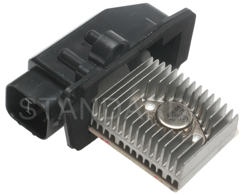 Imagen de Resistencia Motor de Ventilador Aire / Calefaccion HVAC para Lincoln Town Car 1992 Marca STANDARD MOTOR Número de Parte RU-585