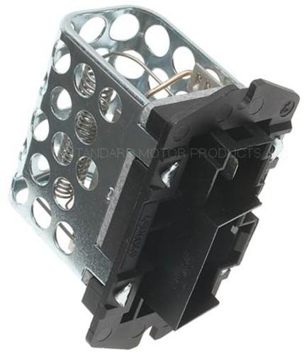 Imagen de Resistencia Motor de Ventilador Aire / Calefaccion HVAC para BMW M5 1988 Dodge Intrepid 1995 Marca STANDARD MOTOR Número de Parte RU-97