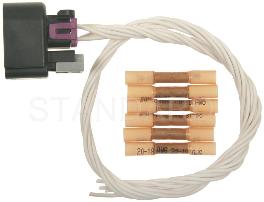 Imagen de Conector del relé de inyección de aire secundario para Chevrolet Cobalt 2006 Marca STANDARD MOTOR Número de Parte S-1266
