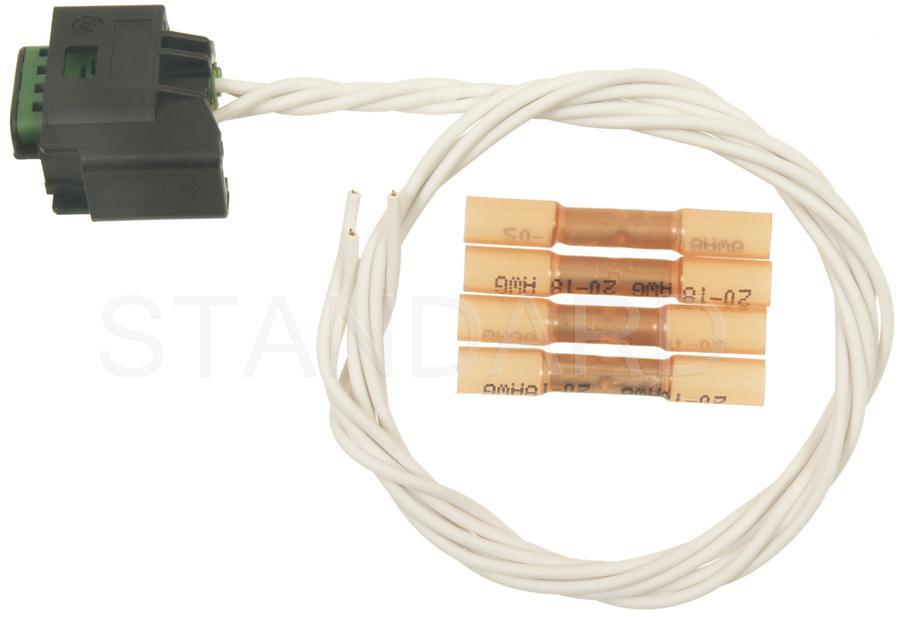 Imagen de Conector de Sensor de Derrape de la Suspensión para GMC Yukon 2008 Marca STANDARD MOTOR Número de Parte S-1714