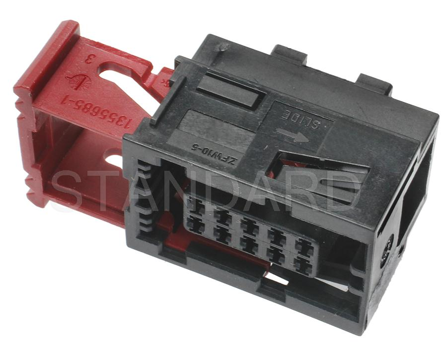 Foto de  Door Lock Actuator Connector para Saturn Outlook 2007 Marca STANDARD MOTOR Número de Parte S-1746