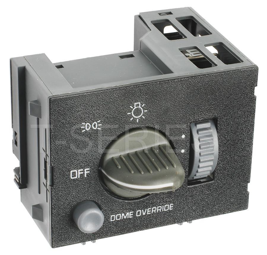 Imagen de Interruptor Dimmer del tablero de instrumentos para Chevrolet Astro 1998 Marca STANDARD Número de Parte DS876T