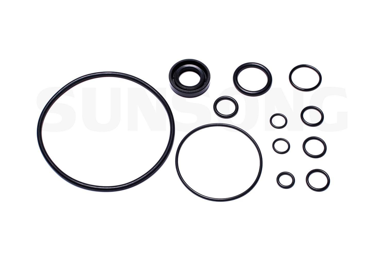 Edelmann 8838 Power Steering Pump Seal Kit