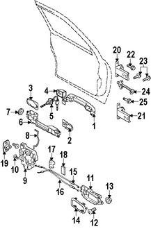 Repuestos y Accesorios para autos Suzuki SX4