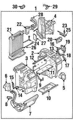 Válvula de Expansión Aire Acondicionado Original para