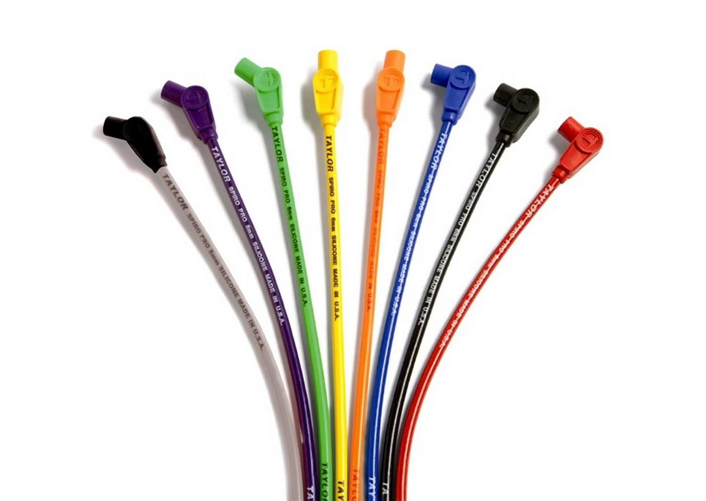 Imagen de Juego de Cables de Encendido para Dodge D250 1990 Marca TAYLOR CABLE Número de Parte 74674