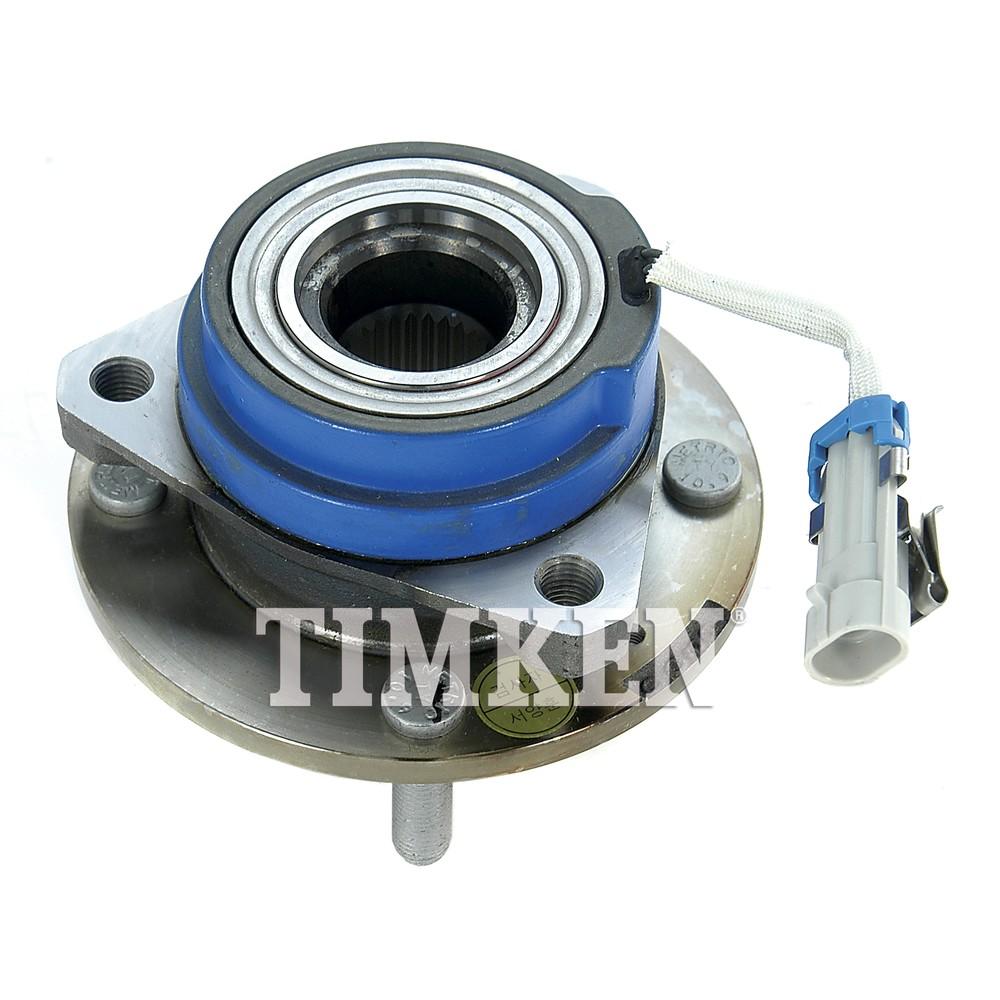 Imagen de Conjunto de Cojinete de Rodamiento y Cubo para Chevrolet Epica 2004 Marca TIMKEN Número de Parte HA590115