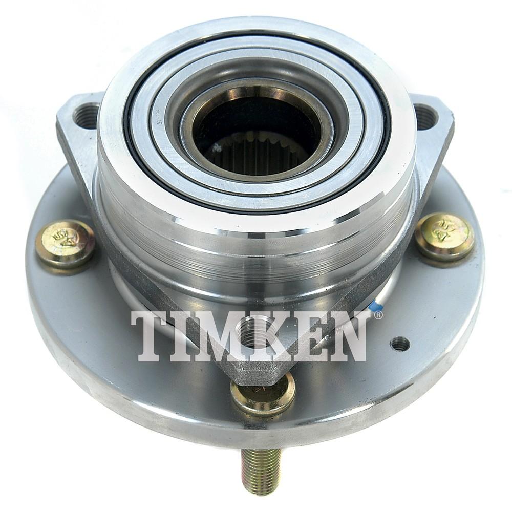 Imagen de Conjunto de Cojinete de Rodamiento y Cubo para Chevrolet Epica 2004 Marca TIMKEN Número de Parte HA590131