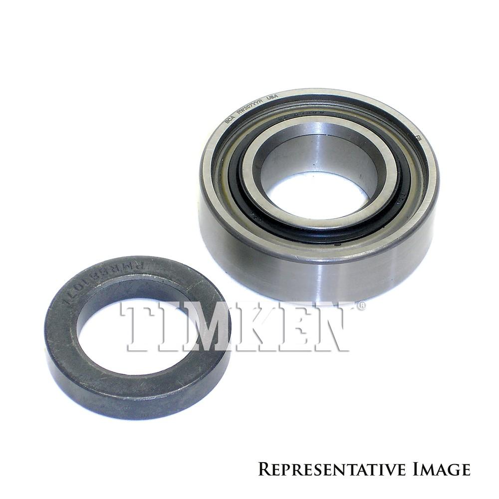 Imagen de Rodamiento de Rueda para Mazda 808 1976 Marca TIMKEN Número de Parte RW102R