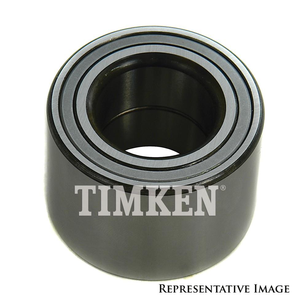 Imagen de Rodamiento de Rueda para Porsche Cayman 2012 Marca TIMKEN Número de Parte WB000017