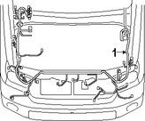 Imagen de Arnés de Cables del Motor Original para Toyota Tundra 2008 2009 Marca TOYOTA Número de Parte 821110C680