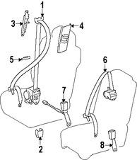 Repuestos y Accesorios para autos Toyota Sequoia