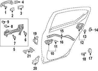 Repuestos y Accesorios para autos Toyota Prius C