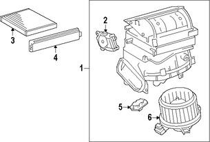 Resistencia Motor de Ventilador Aire / Calefaccion para