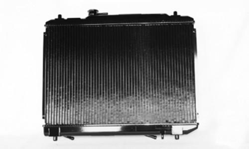 Imagen de Montura del radiador para Suzuki Esteem 1997 Marca TYC Número de Parte 2085