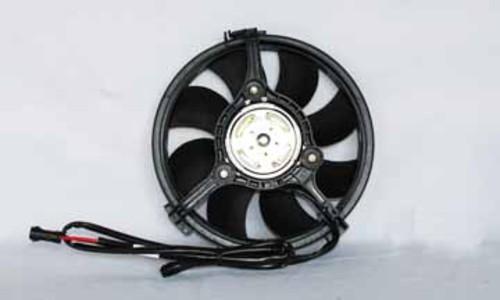 AC A//C Condenser Cooling Fan for Audi Volkswagen A4 A6 Passat 8D0959455C