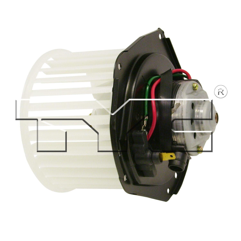 Imagen de Motor del ventilador HVAC para GMC Yukon 1994 Marca TYC Número de Parte 700091