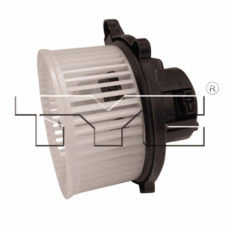 Imagen de Motor del ventilador HVAC para Kia Sportage 1998 1999 2000 2001 Marca TYC Número de Parte #700120