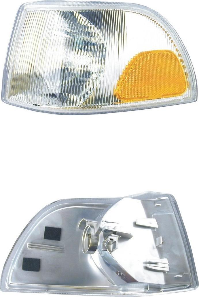 Imagen de Luz de cruce para Volvo C70 1998 Volvo S70 1998 Marca URO PARTS Número de Parte 9169372
