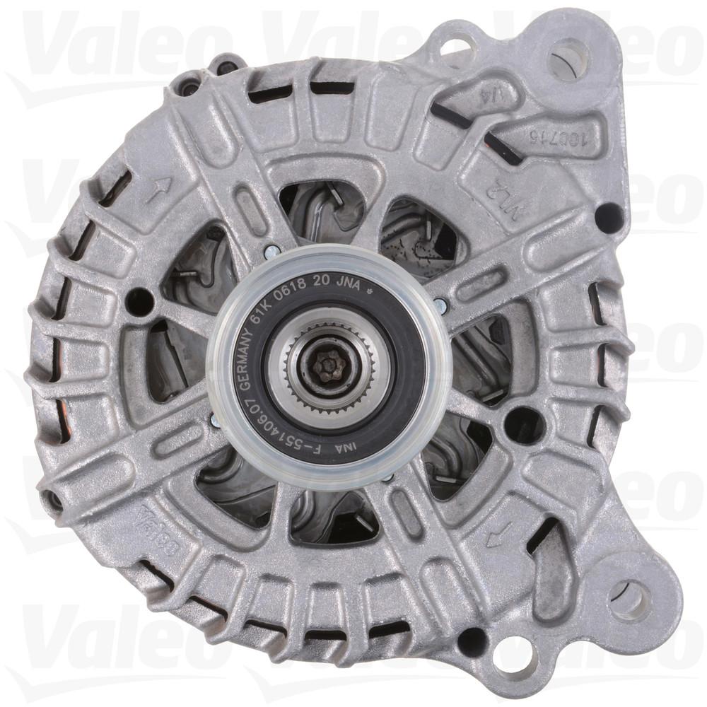 Imagen de Alternador para Volkswagen CC 2012 2013 Marca VALEO Número de Parte 439764