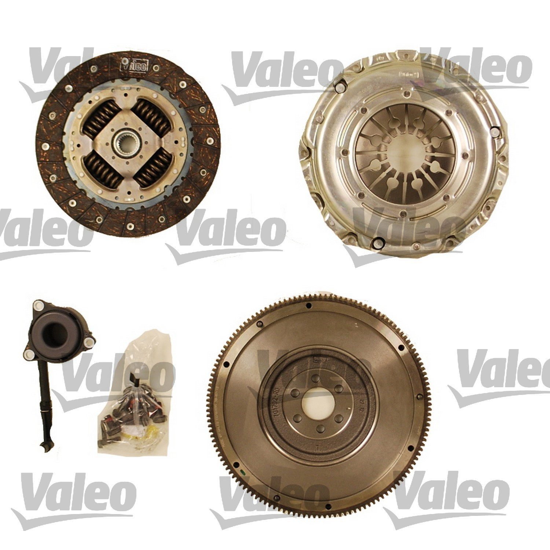 Imagen de Juego de Clutch OE para Volkswagen Beetle 2014 Volkswagen Jetta 2011 Marca VALEO Número de Parte 52405623