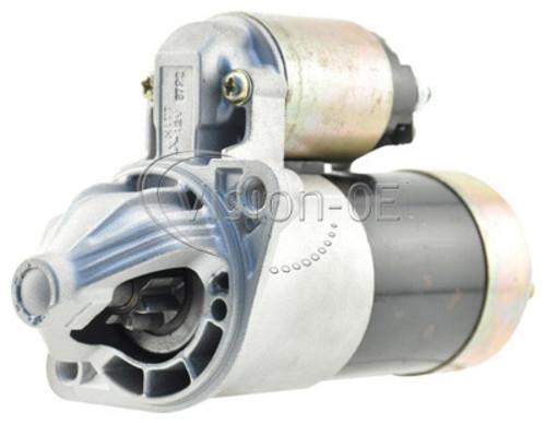 Imagen de Motor de arranque para Mitsubishi Montero Sport 1998 1999 Marca VISION-OE Remanufacturado Número de Parte 17773