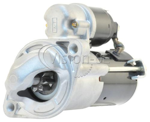 Imagen de Motor de arranque para Kia Rio 2011 Kia Rio5 2011 Marca VISION-OE Número de Parte 52008 Remanufacturado